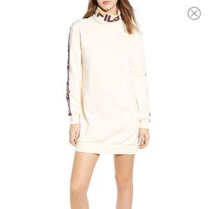 Fila Sweatshirt Dress